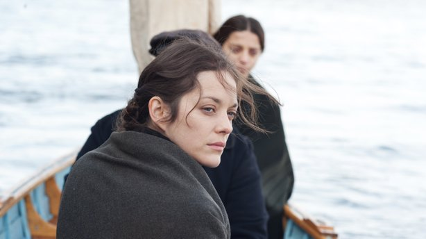 Marion Cotillard stars in The Immigrant — James Gray's film about a Polish woman's experience after she disembarks at Ellis Island.