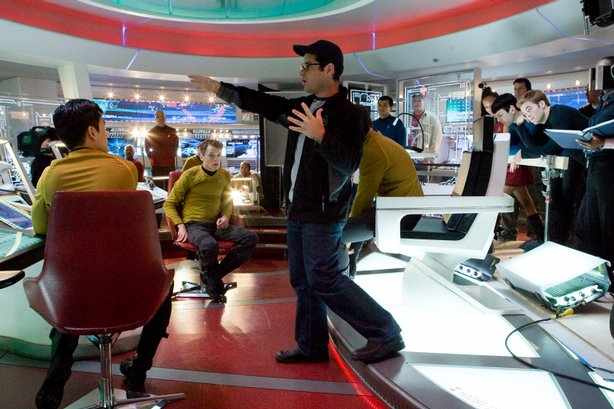 J.J. Abrams directs Star Trek
