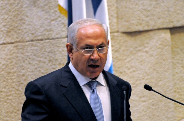 Israeli Prime Minister Benjamin Netanyahu, who formed a right-of-center coalition government earlier this year, will meet with President Obama at the White House on Monday. The stalled Israeli-Palestinian peace process and Iran&#39;s nuclear ambitions top their agenda.