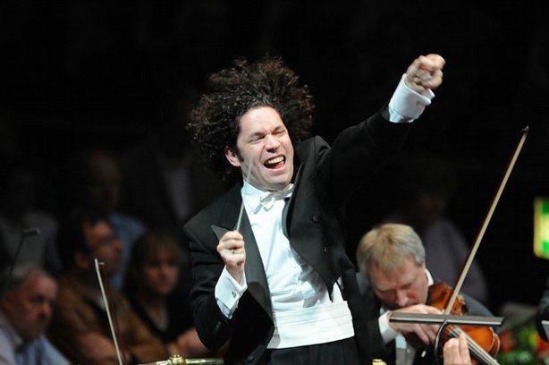 Bursting onto the international scene in 1999 as the 18-year-old wunderkind conductor of the Simon Bolivar Youth Orchestra of Venezuela, Gustavo Dudamel (pictured) has taken the classical music world by storm.
