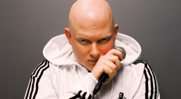 Rapper Brother Ali plays Canes in Mission Beach.
