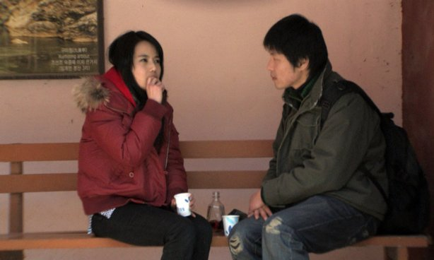 """Daytime Drinking"" kicks off the Korean Movie Nights in New York."