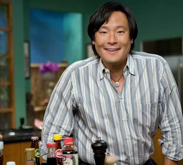 "Chef Ming Tsai (pictured) cooks up a new season of the public television series ""Simply Ming."""