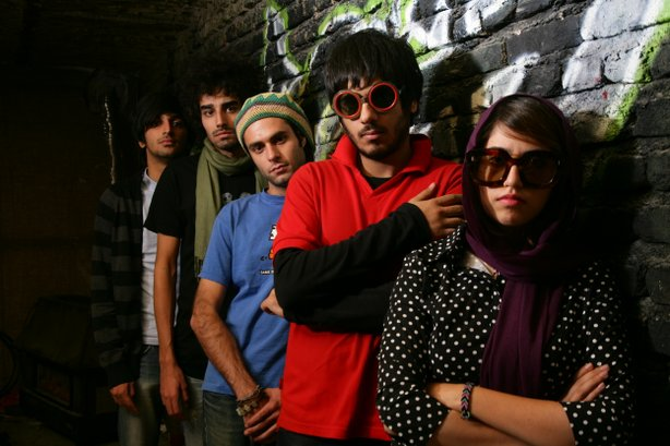 "Rock and roll may be illegal in Iran but that doesn't stop these young people from forming a band in ""No One Knows About Persian Cats"""