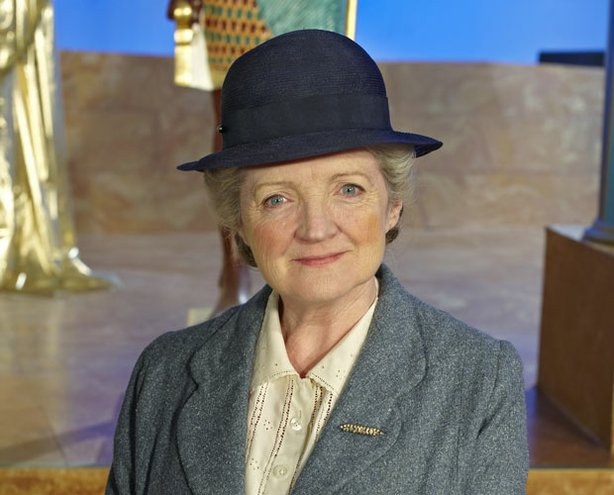 Acclaimed British actress Julia McKenzie (Cranford) stars as the beloved spinster sleuth Miss Marple in three new episodes of the popular Agatha Christies &quot;Miss Marple&quot; series.