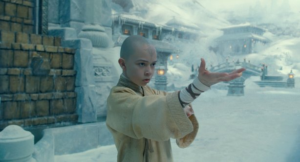 "Noah Ringer is ""The Last Airbender"""