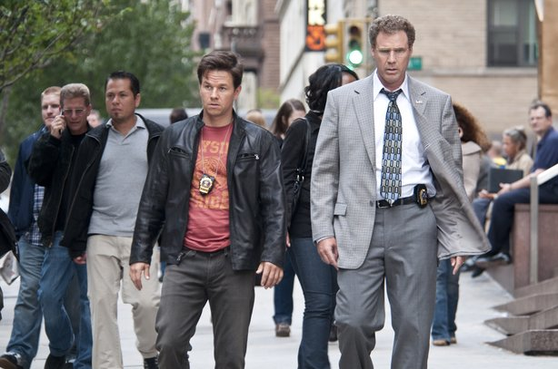 "Mark Wahlberg and Will Ferrell are ""The Other Guys."""