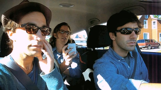 "Off on a journey to uncover the mysteries of a FaceBook family in ""Catfish."""
