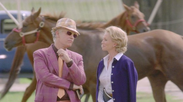 "John Malkovich and Diane Lane star in ""Secretariat."""