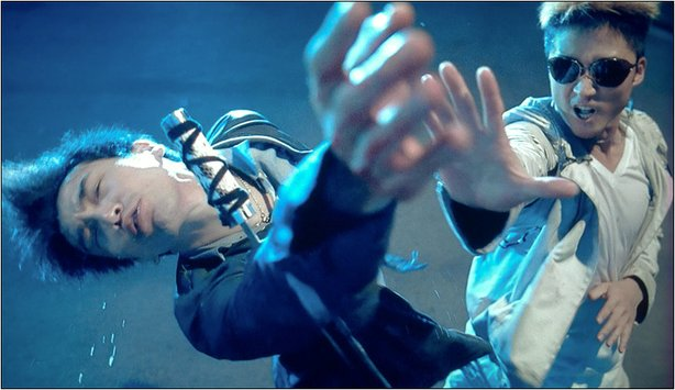 "Wu Jing takes out an opponent in ""Kill Zone,"" one of only two films worth picking up on Blu-ray today."
