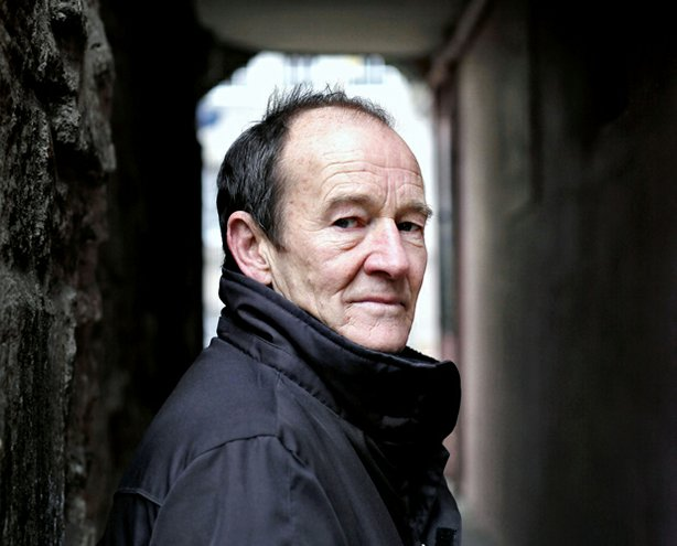Scottish actor David Hayman