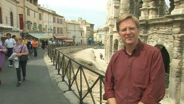 Rick Steves visits Arles Arena, France