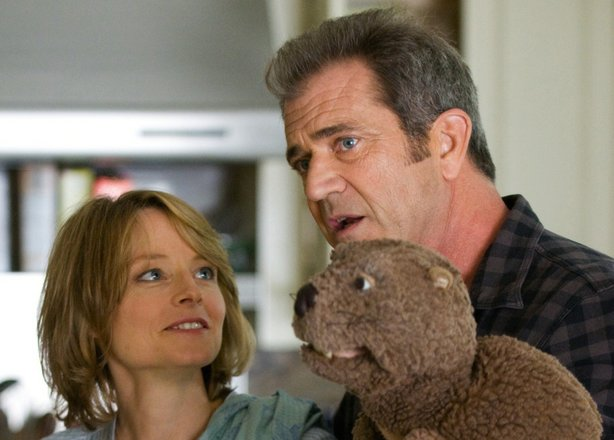 "Jodie Foster, Mel Gibson, and ""The Beaver."""