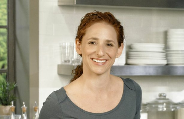 "Sarah Carey, from the cast of ""Everyday Food"""