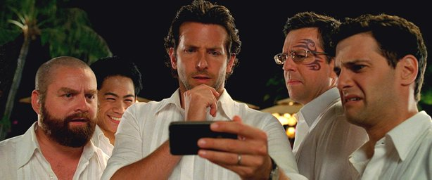 "Yep, those bad boys from ""The Hangover"" are at it again in ""The Hangover 2."""