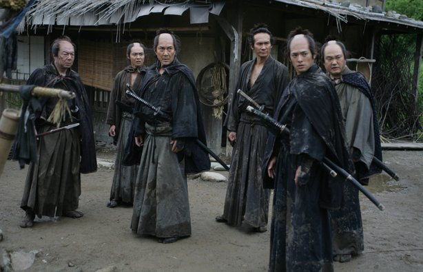 Some of the &quot;13 Assassins.&quot;