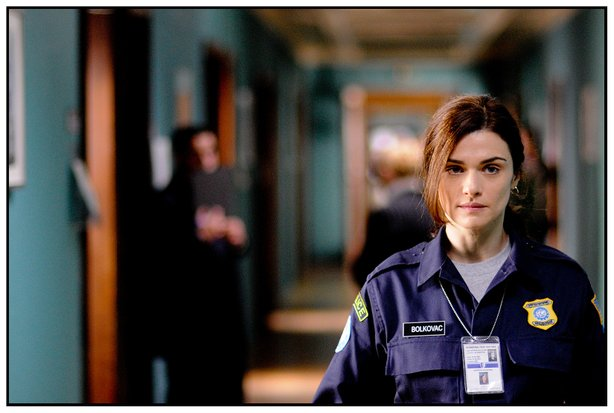 "Rachel Weisz stars as Kathryn Bolkovac in ""The Whistleblower."""
