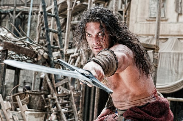 The 3-D remake of &quot;Conan the Barbarian opens Friday. The San Diego-based company Legend 3D did the 2-D to 3-D conversion on the film.