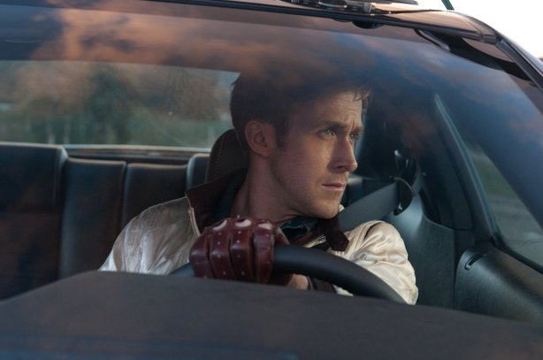 "Ryan Gosling plays the unnamed Driver in ""Drive."""