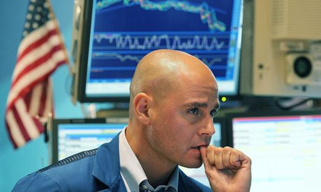 Stock markets around the world have plunged as investors react nervously to the Federal Reserve's 'Operation Twist'.