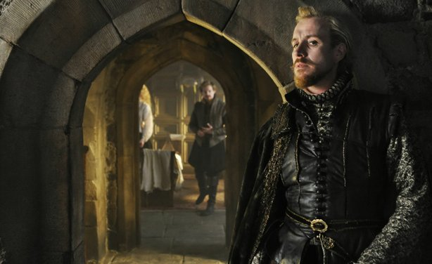 "Rhys Ifan stars as Edward de Vere in ""Anonymous,"" Roland Emmerich's new film suggesting that Shakespeare did not write his plays."
