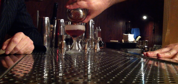 The fine craft of the cocktail is served up by Anthony Schmidt at Noble Experiment.