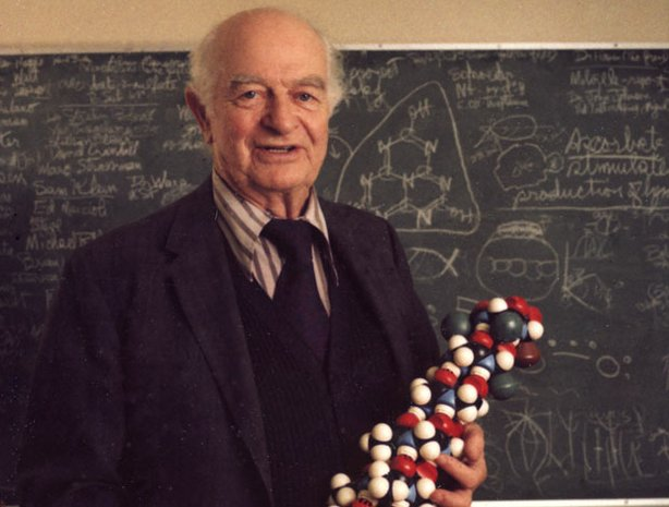 Linus Pauling - Nobel Prize winner. Linus Pauling is the only person in history to win two, unshared Nobel Prizes: for chemistry in 1954 and for peace in 1962.
