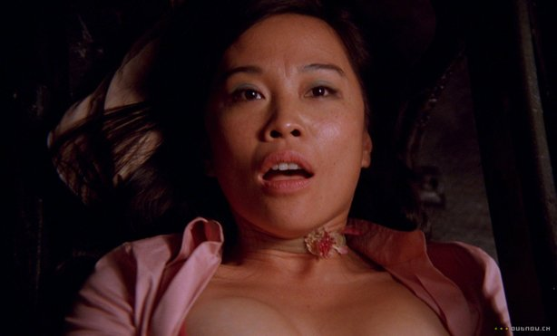 Sook-Yin Lee plays a sex therapist -- oh I mean couples counselor -