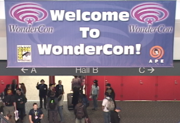 WonderCon in San Francisco. This year it is in Anaheim.