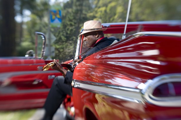 Legendary blues artist Taj Mahal performs Sunday at The Belly Up in Solana Beach.