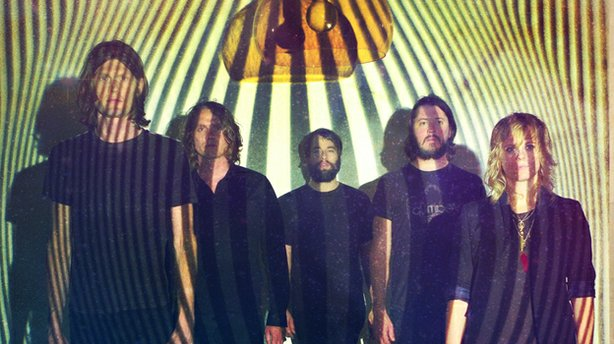 Psychedelic rockers The Black Angels are one of many bands who will be playing San Diego in between stints at this year's two-weekender Coachella festival.