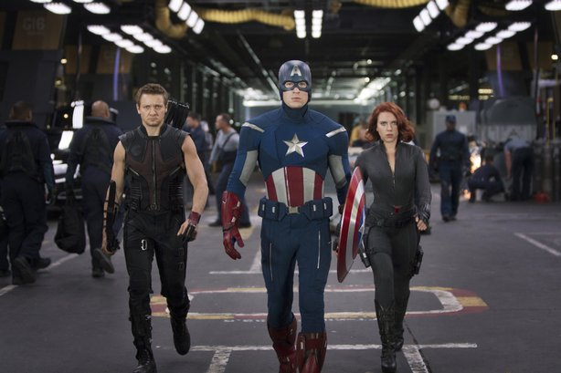 "The assembling of ""The Avengers"" has finally happened."
