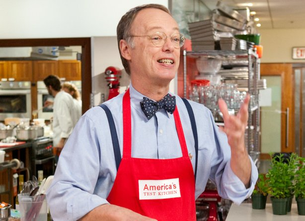 Christopher Kimball, host of AMERICA&#39;S TEST KITCHEN