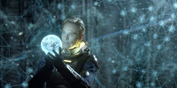 "Michael Fassbender is the best part of ""Prometheus."""