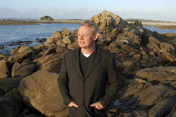 Martin Clunes, host of ISLANDS OF BRITAIN