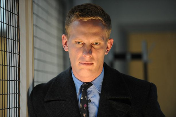 Laurence Fox as DS Hathaway.