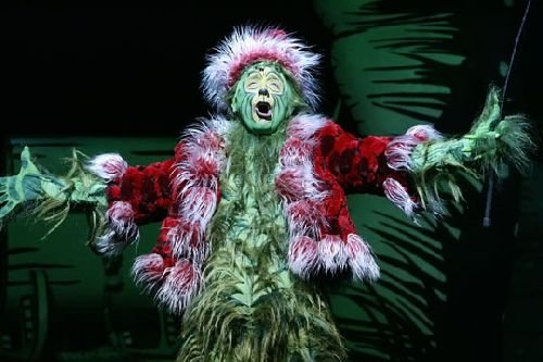 "This will be the 15th year for the Old Globe's holiday musical ""Dr. Seuss' How the Grinch Stole Christmas."" This will be the first year the theater stages an autism-friendly production."