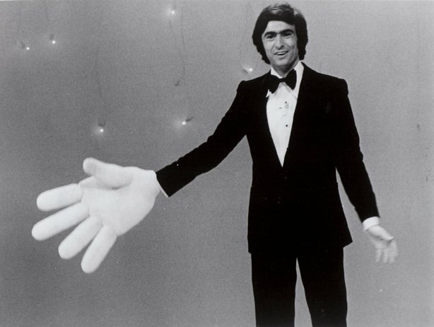 "Comedian David Steinberg on his 1970s television show, ""The David Steinberg Show."""