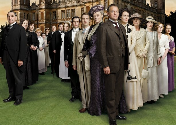 Downton Abbey 2013 Schedule In Britian downton abbey revisited kpbs org 614x435