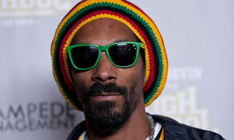 The rapper formerly known as Snoop Dogg adopted the name Snoop Lion after a trip to Jamaica.