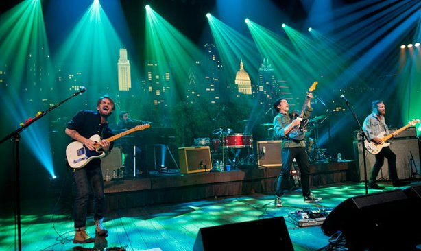 Young bucks Delta Spirit highlight their self-titled LP in this episode of AUSTIN CITY LIMITS.