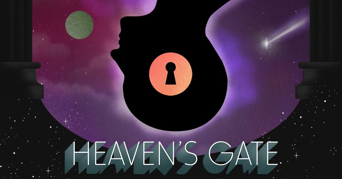 Movie review heaven's gate