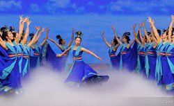 Phoenix Dancers. © 2009 Shen Yun Performing Arts
