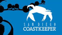 Image of the San Diego Coastkeeper logo.