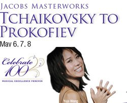 Graphic image for Tchaikovsky To Prokofiev A Jacobs Masterworks Concert.