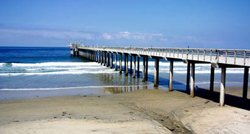 Image of Ellen Browning Scripps Memorial Pier.