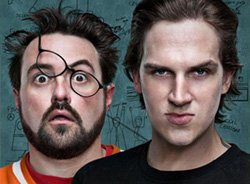Promotional photo of Jason Mewes And Kevin Smith.