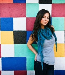 Image of comedian, Anjelah Johnson.