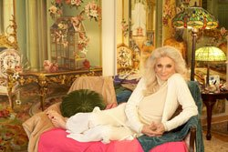 Image of vocalist Judy Collins.