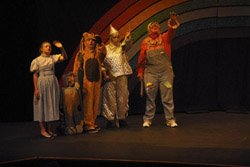Missoula Children&#39;s Theatre presents &quot;The Wizard of Oz&quot; with performances on Saturday, March 12, 2011 at 3p.m. and 7p.m.